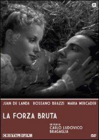 Cover Dvd forza bruta (DVD)