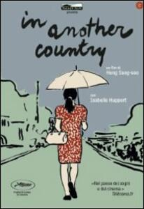 In Another Country di Hong Sang-soo - DVD