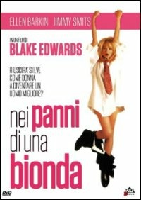 Cover Dvd Nei panni di una bionda (DVD)