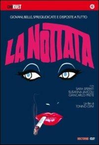 Cover Dvd nottata (DVD)