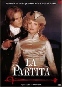La partita di Carlo Vanzina - DVD