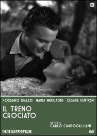 Cover Dvd treno crociato (DVD)