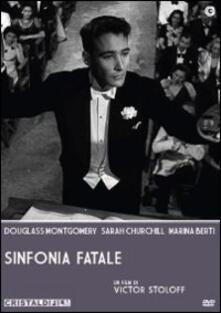Sinfonia fatale di Victor Stoloff - DVD