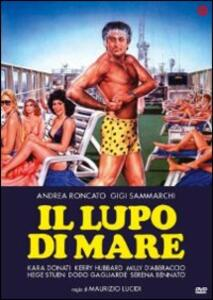 Il lupo di mare di Maurizio Lucidi - DVD