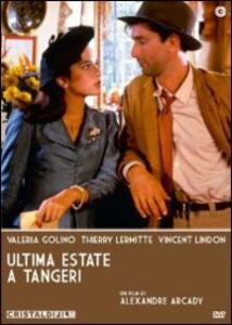 L' ultima estate a Tangeri di Alexandre Arcady - DVD