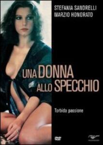 Una donna allo specchio di Paolo Quaregna - DVD