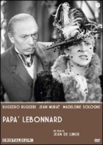 Papà Lebonnard di Jean De Limur - DVD