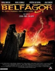 Belfagor. Il fantasma del Louvre di Jean Paul Salomé - Blu-ray