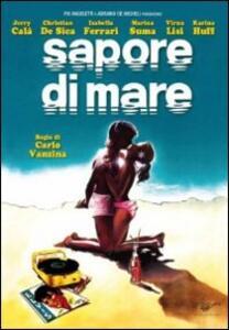 Sapore di mare di Carlo Vanzina - DVD