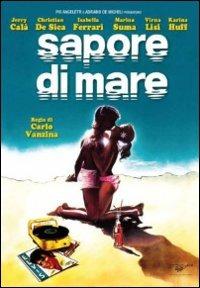 Cover Dvd Sapore di mare (DVD)