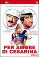 Cover Dvd DVD Per amore di Cesarina