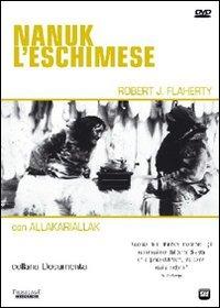 Cover Dvd Nanuk l'esquimese (DVD)