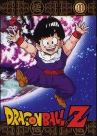 Cover Dvd Dragon Ball Z. La serie Tv. Vol. 11