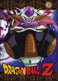 Cover Dvd Dragon Ball Z. La serie Tv. Vol. 13