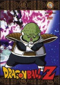 Cover Dvd Dragon Ball Z. La serie Tv. Vol. 16