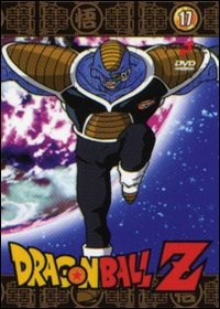 Cover Dvd Dragon Ball Z. La serie Tv. Vol. 17