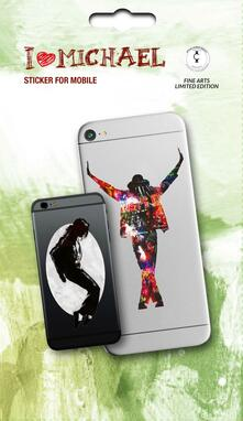 Michael Jackson Stickers For Mobile