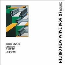 Milano New Wave 1980-83 Reduz - Vinile LP