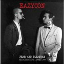 Fear and Pleasure Retrospective. 1980-1989 - Vinile LP + CD Audio di Eazycon