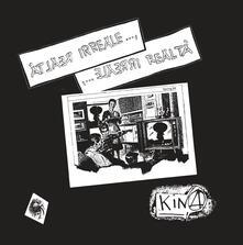 Irreale realtà - Vinile LP + CD Audio di Kina