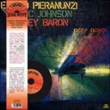 Deep Down - Vinile LP + CD Audio di Enrico Pieranunzi,Marc Johnson,Joey Baron