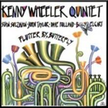 Flutter by, Butterfly - Vinile LP + CD Audio di Kenny Wheeler