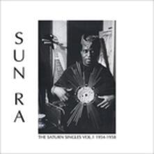 Saturn Singles Vol.1 1954-1958 - Vinile LP di Sun Ra