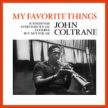 My Favorite Things - Vinile LP di John Coltrane