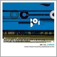 391 vol.1 Marche Voyage Through the Deep 80's - CD Audio