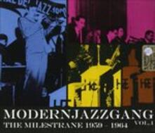 Modern Jazz Gang vol.1. The Milestrane 19 - CD Audio di Modern Jazz Gang