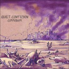 Commodor - CD Audio di Quiet Confusion