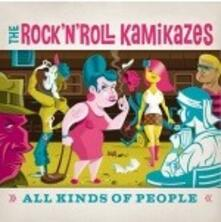 All Kind of People - Vinile LP di Rock'n'Roll Kamikazes