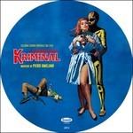 Cover CD Colonna sonora Il marchio di Kriminal