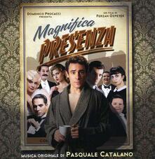 Magnifica Presenza (Colonna Sonora) - Vinile LP di Pasquale Catalano