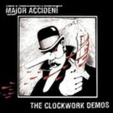 Clockwork Demos - Vinile LP di Major Accident