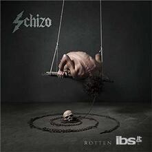 Rotten Spiral - CD Audio di Schizo