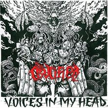 Voices In My Head - CD Audio di Crucifier