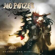 Mechanized Warfare - CD Audio di Jag Panzer