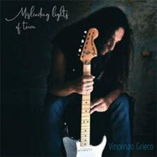 Misleading Lights of Town - CD Audio di Vincenzo Grieco