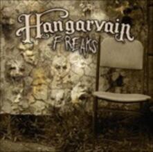 Freaks - CD Audio di Hangarvain