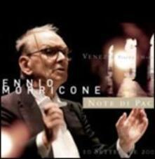 Note di Pace (Colonna Sonora) - CD Audio di Ennio Morricone