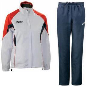 Tuta Sportiva Donna Microfibra. Giacca + Pantaloni Asics Aurora