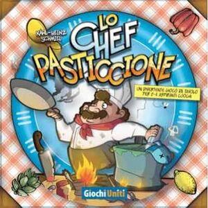 Giocattolo Lo Chef Pasticcione Giochi Uniti
