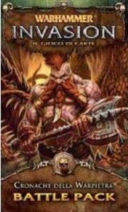 Warhammer Lcg Invasion Ed It. Cronache della Warpietra