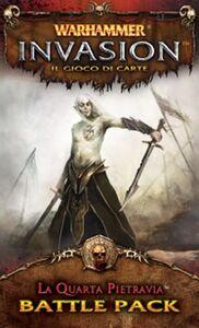 Giocattolo Warhammer Lcg Invasion Ed Ita. La Quarta Pietravia Giochi Uniti