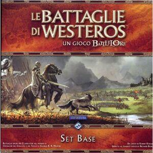 Giocattolo Le battaglie di Westeros. Set base Giochi Uniti
