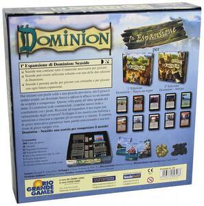 Dominion. Seaside (Espansione per Dominion) - 3