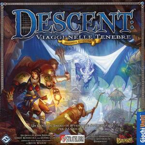 Descent. Viaggi nelle tenebre. Seconda edizione