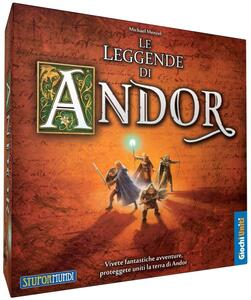 Le leggende di Andor - 31