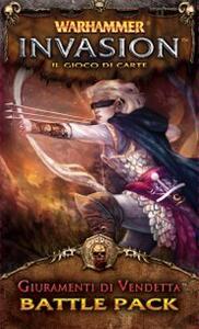 Warhammer Lcg Invasion. Giuramenti di Vendetta